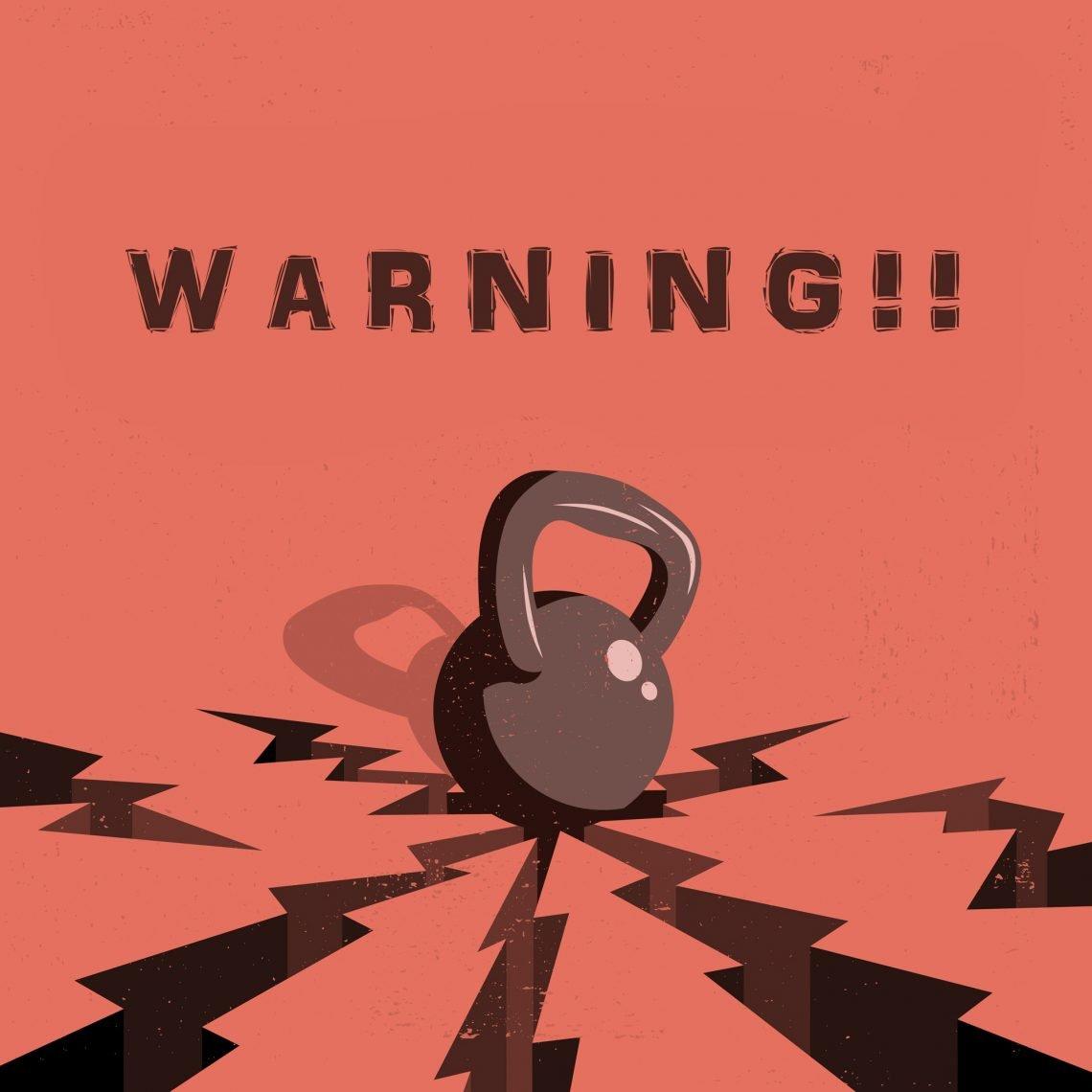 Fitness Warning